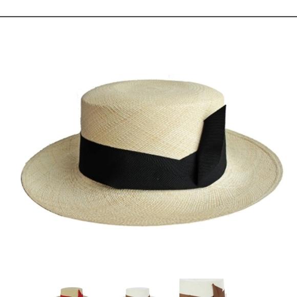 53a0ed81ca6180 Sensi Studio Accessories | New Original Panama Hat | Poshmark